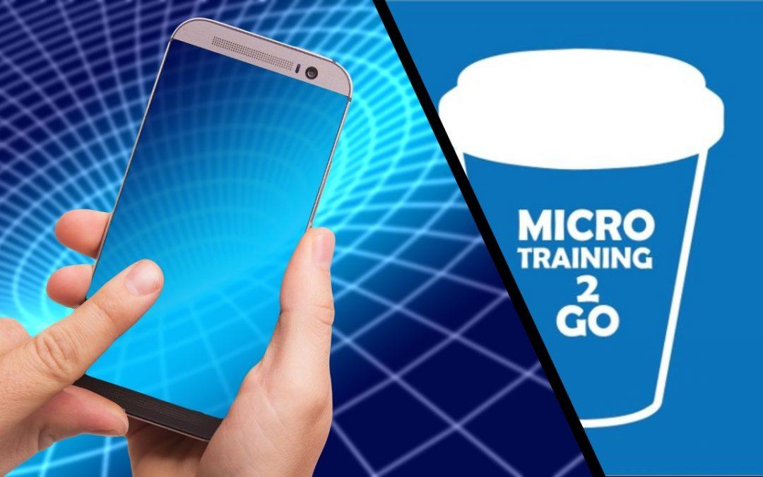 Gratis webinar MicroTraining2Go – Work Life Balance exclusief voor ú!